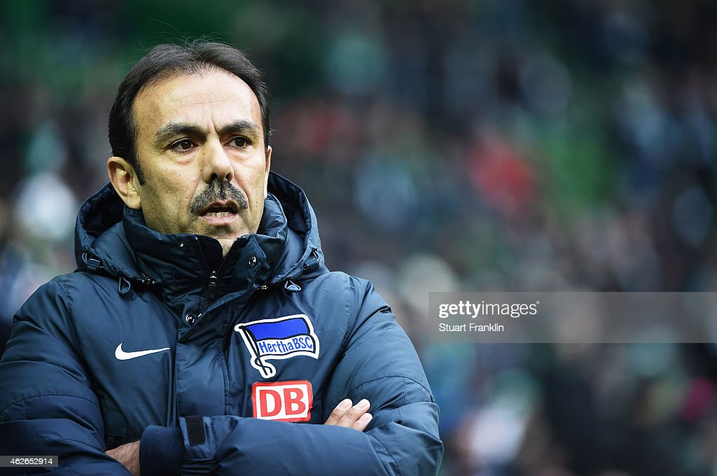 SV Werder Bremen v Hertha BSC - Bundesliga : News Photo