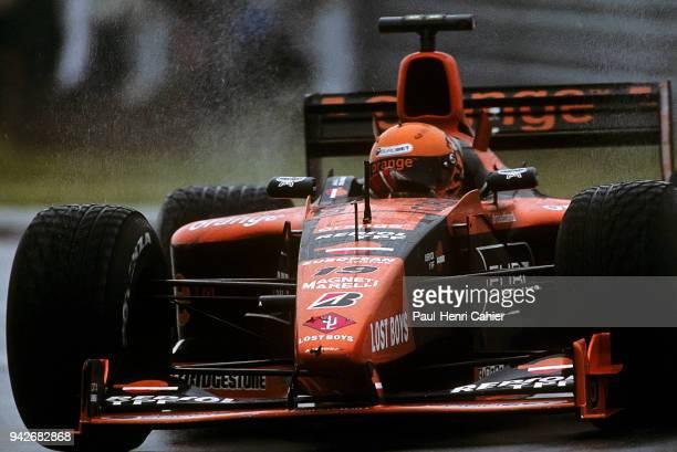 Jos Verstappen ArrowsSupertec A21 Grand Prix of Canada Circuit Gilles Villeneuve 18 June 2000
