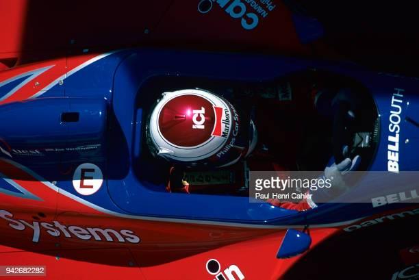 Jos Verstappen FootworkHart FA17 Grand Prix of San Marino Autodromo Enzo e Dino Ferrari Imola 05 May 1996