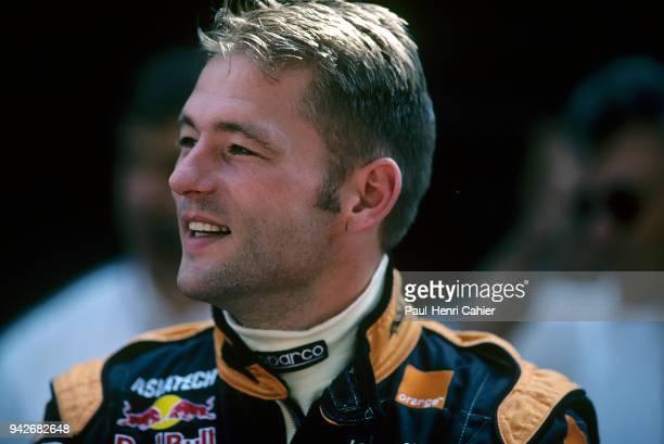 Jos Verstappen Grand Prix of Monaco Circuit de Monaco 27 May 2001
