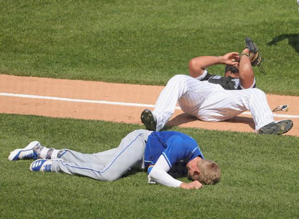 IL: Kansas City Royals v Chicago White Sox - Game One