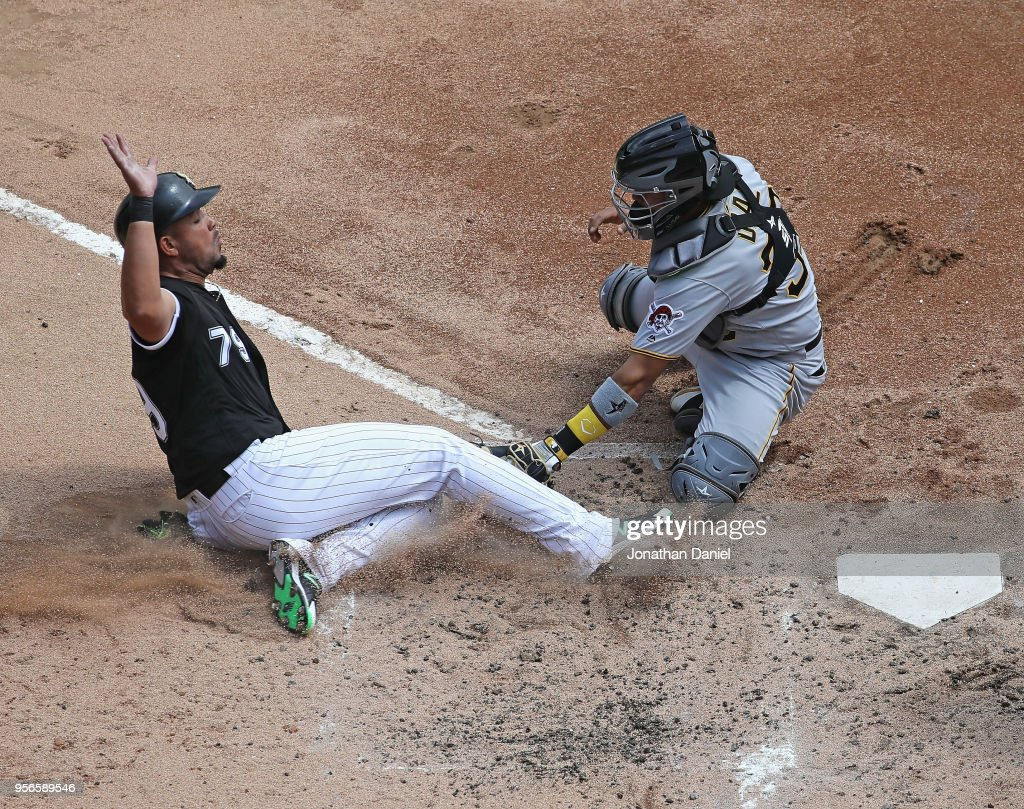 Pittsburgh Pirates v Chicago White Sox