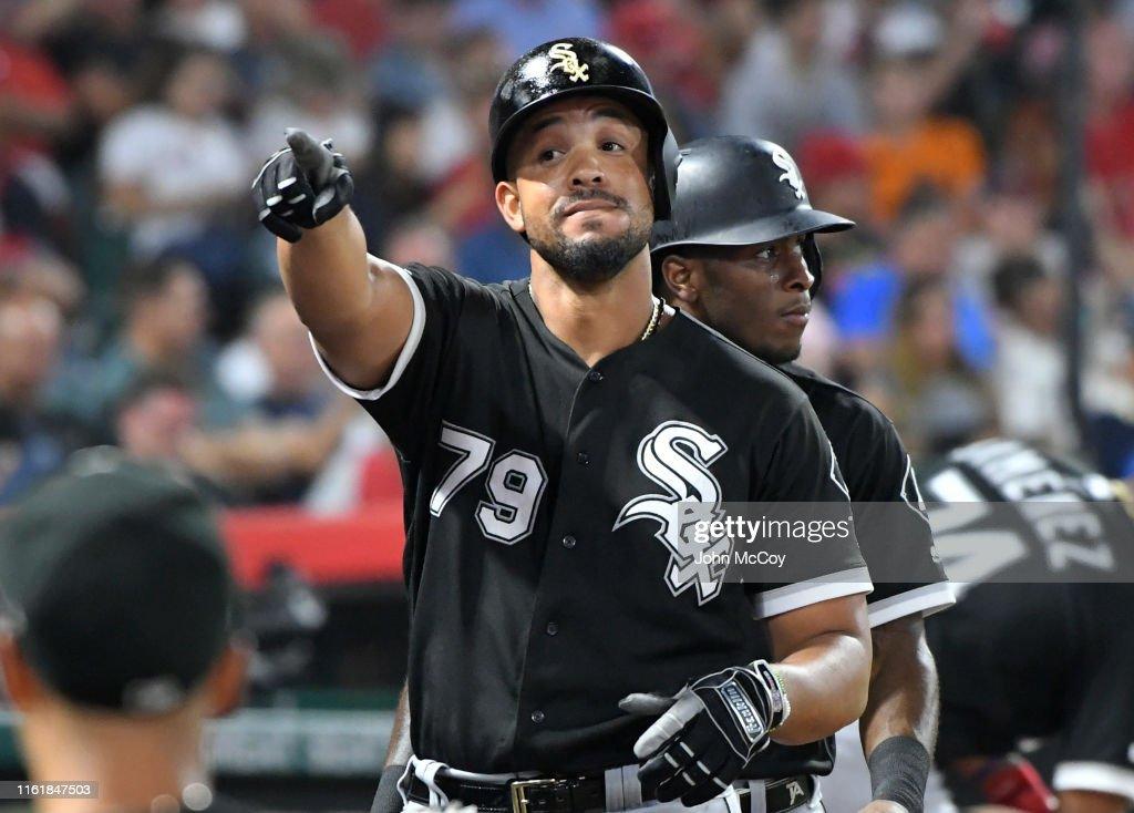Chicago White Sox v Los Angeles Angels : News Photo