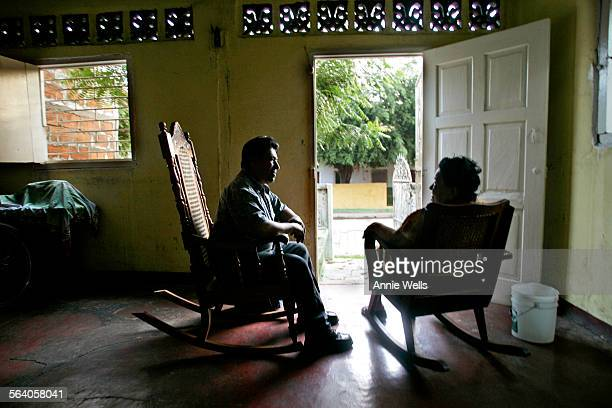 Jose Adolfo Tellez lives alone with his 80–yr–old mother Justa Pastora Tellez in Chichigalpa, Nicaragua. He is the lead plaintiff in Tellez v. Dole....