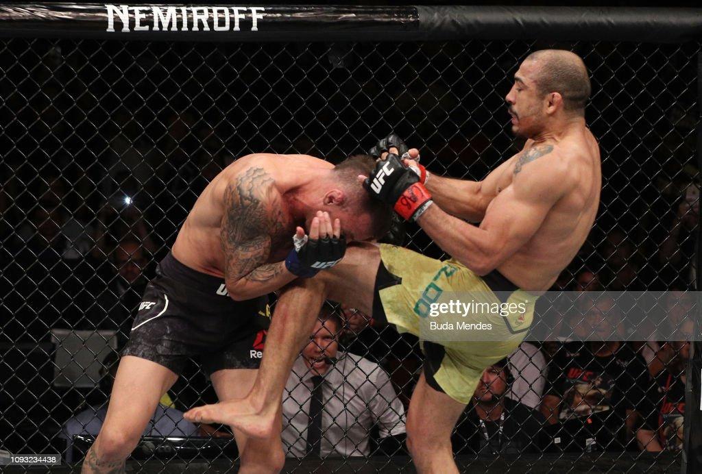 UFC Fight Night: Aldo v Moicano : News Photo