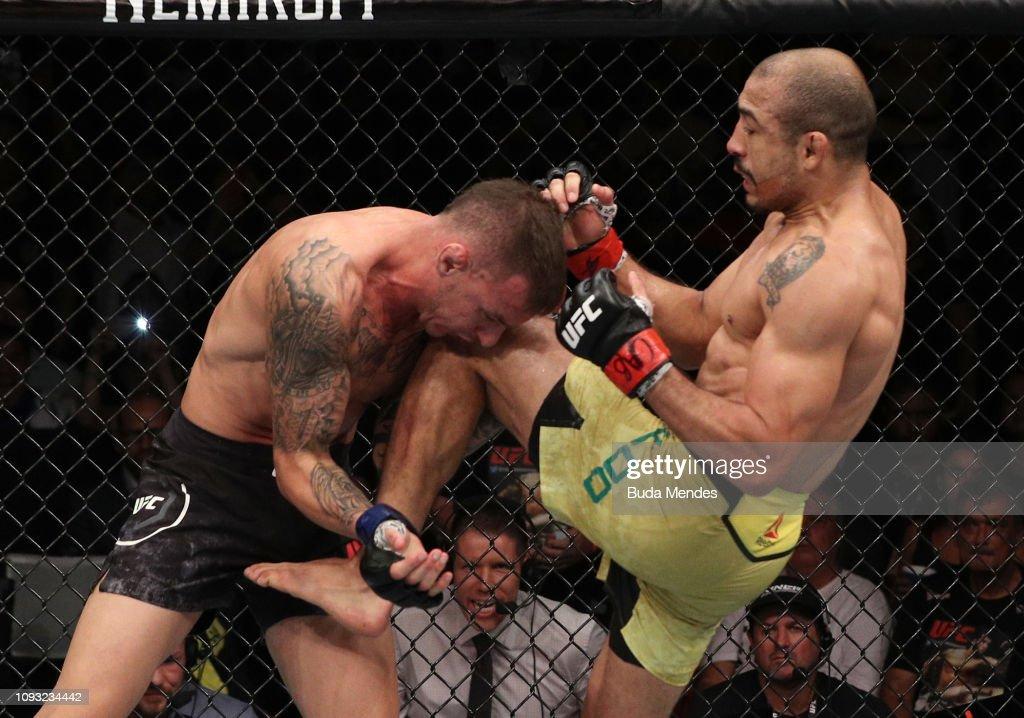 UFC Fight Night: Aldo v Moicano : ニュース写真