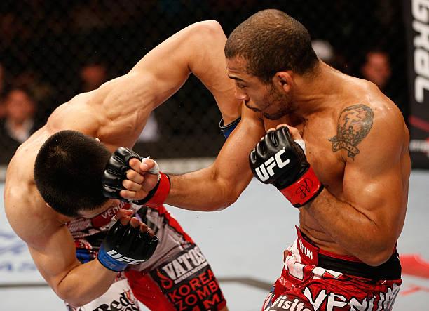 UFC 163 - Aldo v Korean Zombie