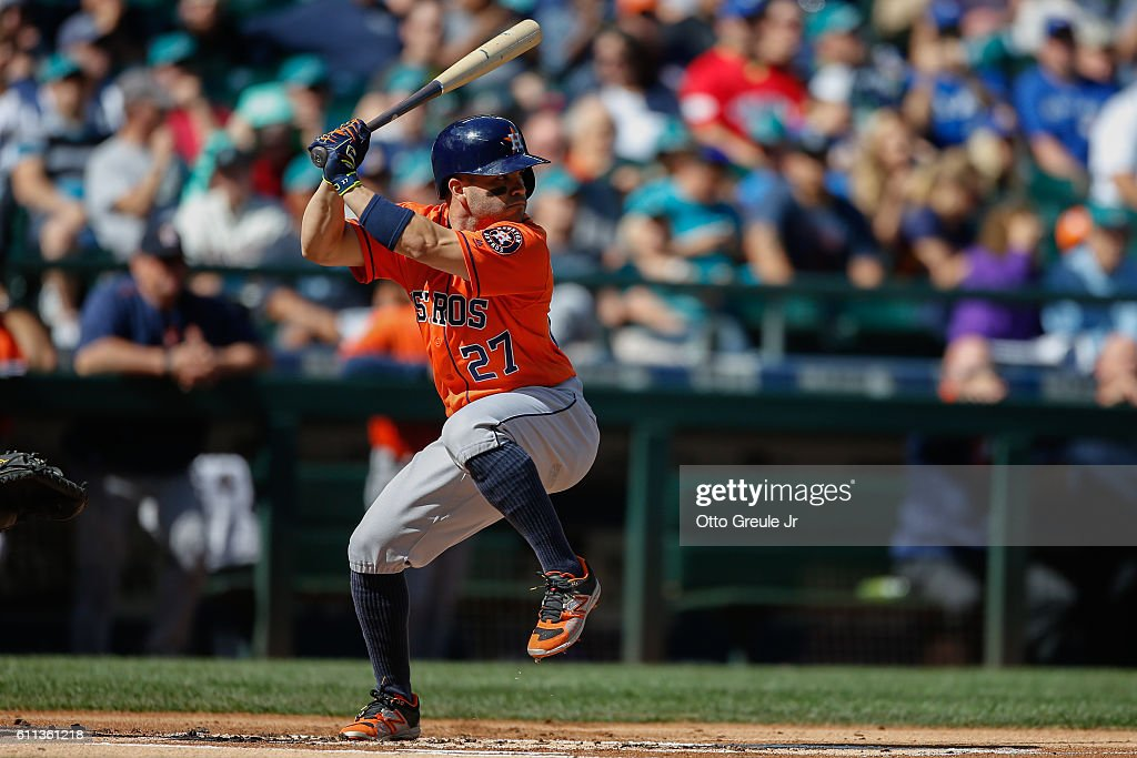 Houston Astros v Seattle Mariners'n : News Photo