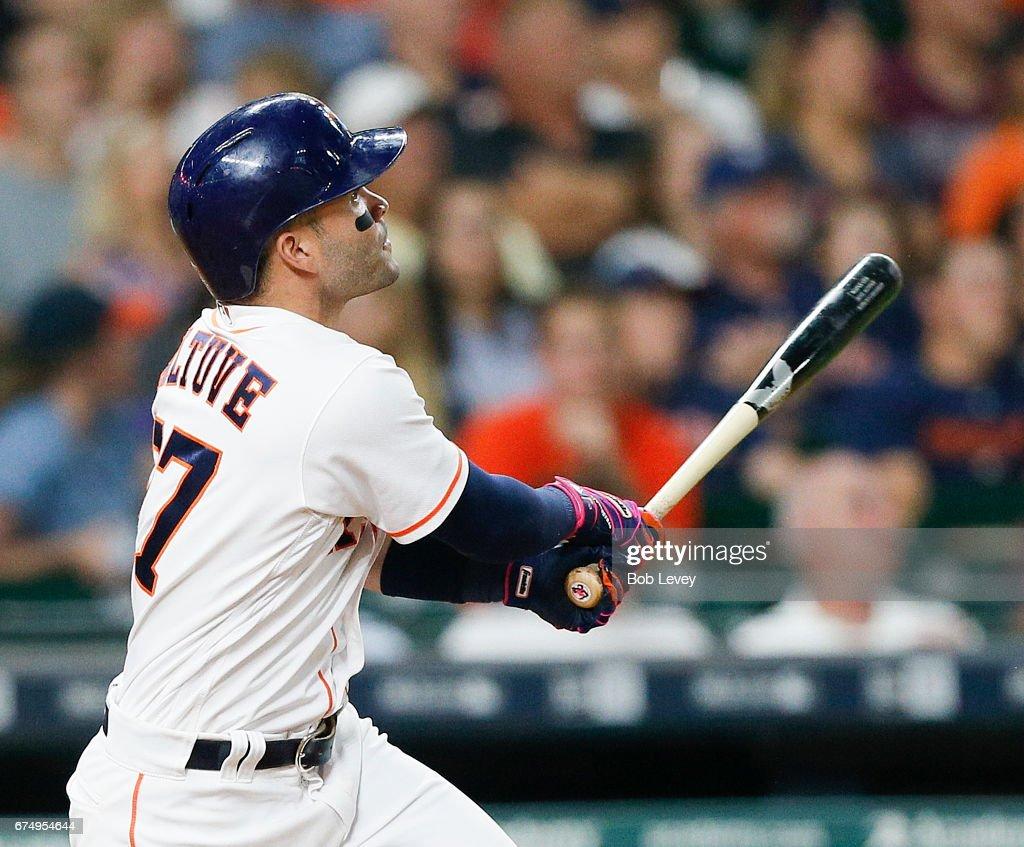 Oakland Athletics v Houston Astros : News Photo