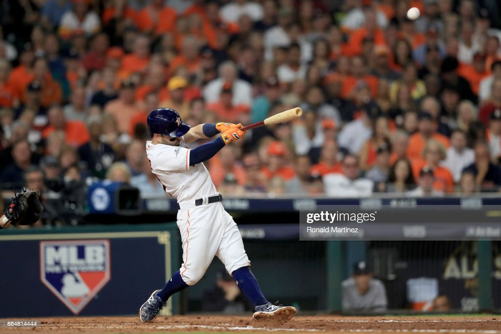 League Championship Series - New York Yankees v Houston Astros - Game Seven