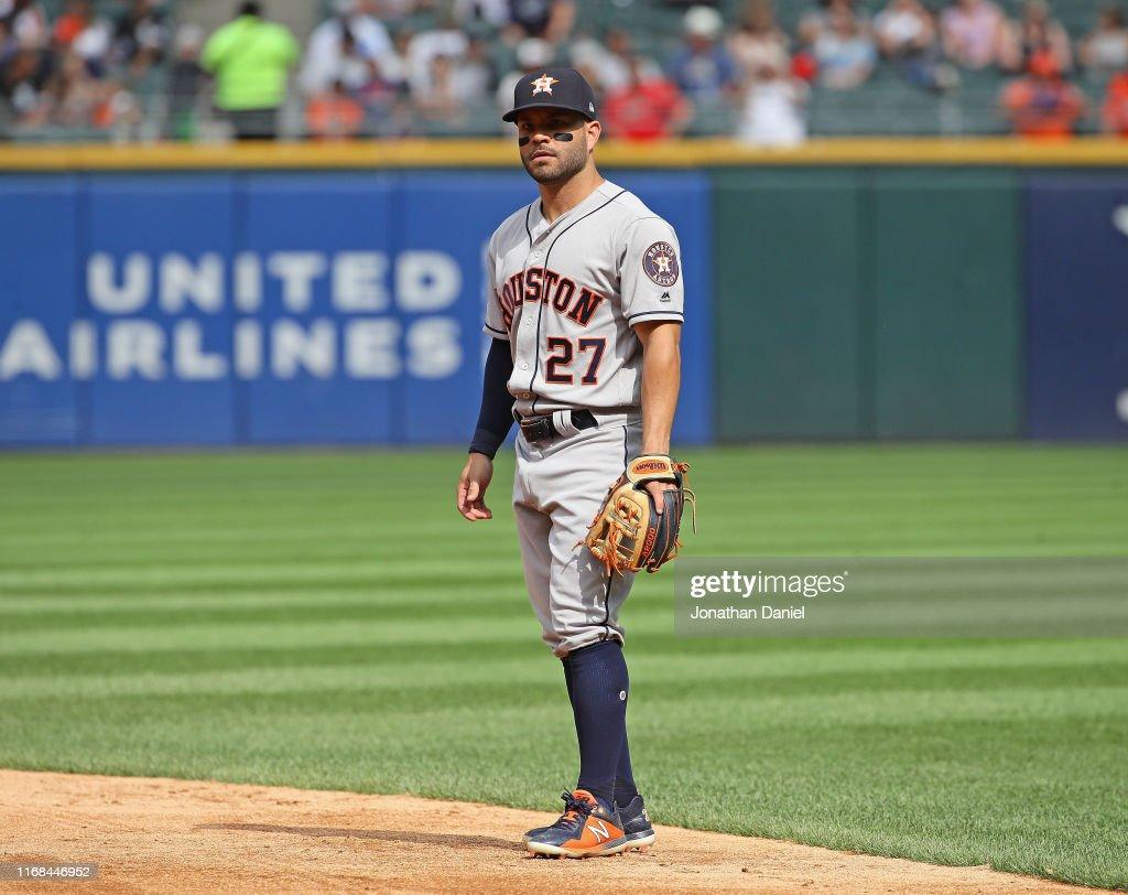 Houston Astros v Chicago White Sox : News Photo