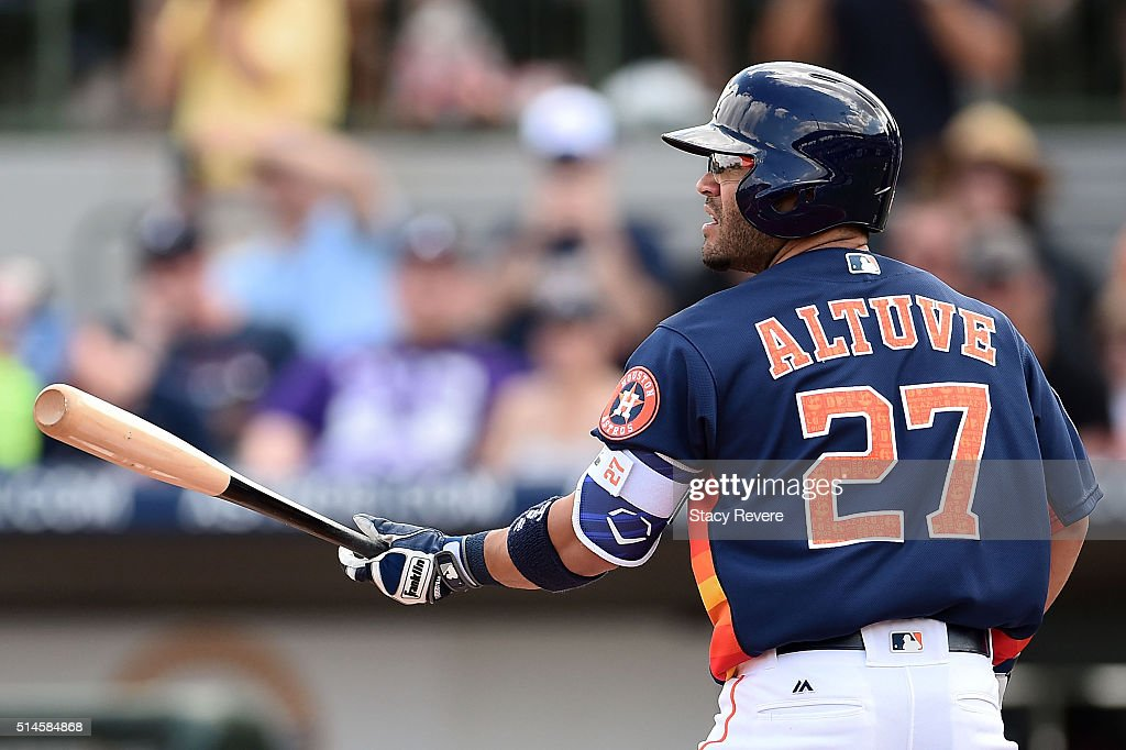 Atlanta Braves v Houston Astros : News Photo
