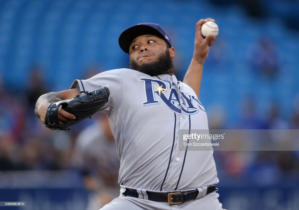 Tampa Bay Rays v Toronto Blue Jays : News Photo