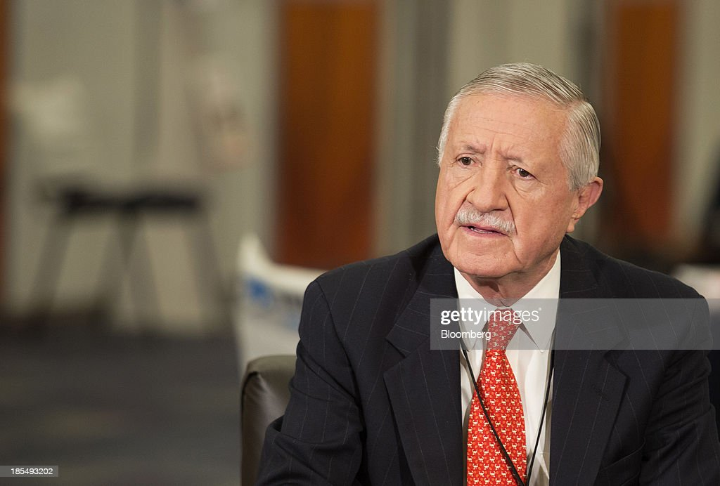 Jose Andres de Oteyza, president of Grupo OHL Mexico SAB