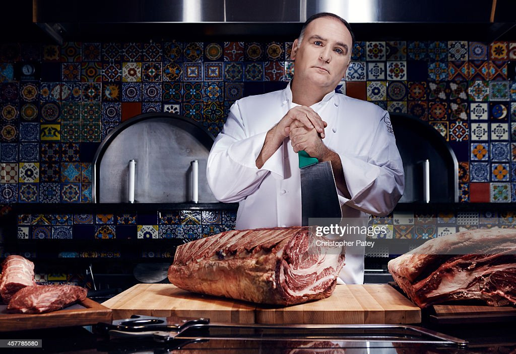 Jose Andres, The Hollywood Reporter, September 25, 2014