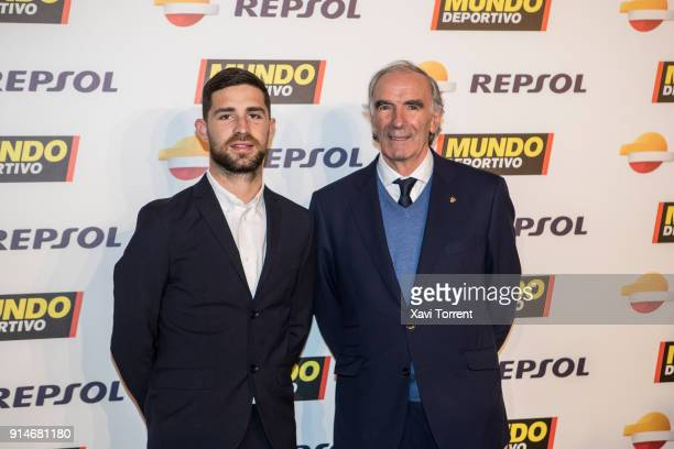 Jose Angel Iribar attends the photocall of the 70th Mundo Deportivo Gala on February 5 2018 in Barcelona Spain