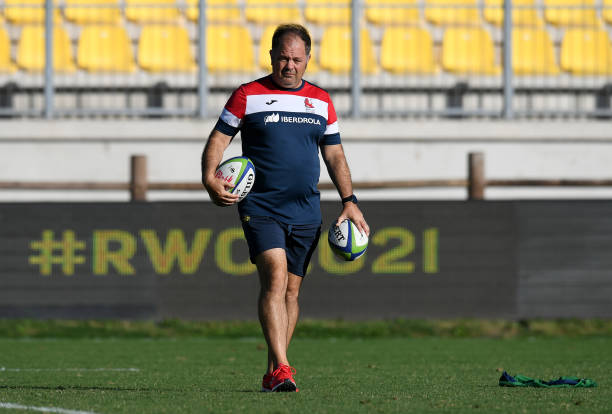 ITA: Spain v Scotland - Rugby World Cup 2021 Europe Qualifying Tournament