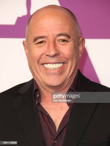 Jose Antonio Garcia attends the 91st Oscars Nominees Luncheon at The Beverly Hilton Hotel on February 4 2019 in Beverly Hills California