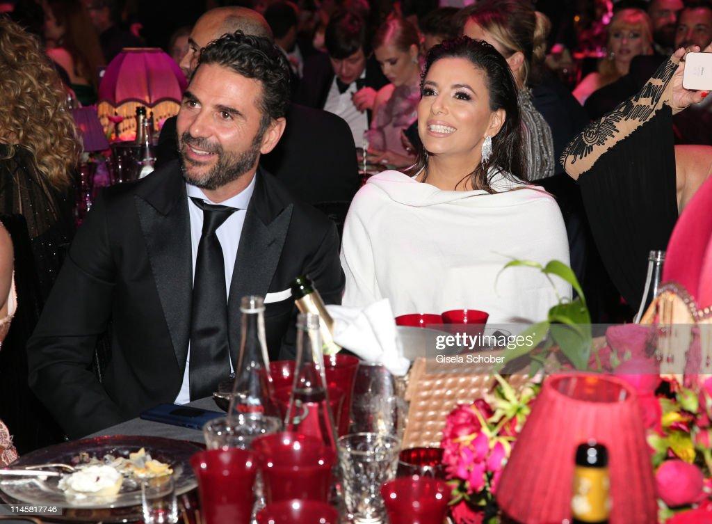 amfAR Cannes Gala 2019 - Inside : News Photo