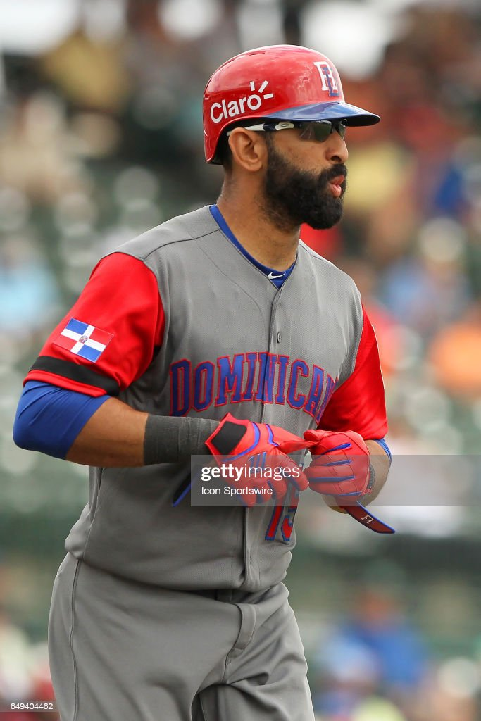 MLB: MAR 07 Spring Training - Dominican Republic at Orioles : News Photo
