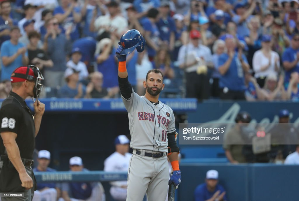 New York Mets v Toronto Blue Jays : News Photo