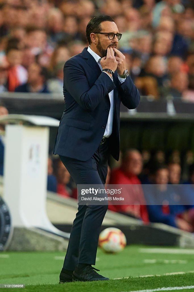 ESP: Valencia CF v Getafe CF - La Liga