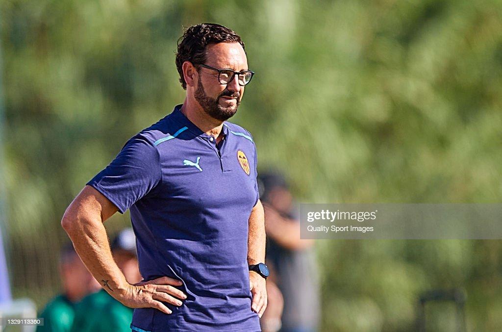Valencia CF v Villarreal CF- Club Friendly : News Photo