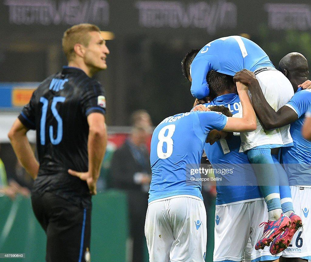 FC Internazionale Milano v SSC Napoli - Serie A : News Photo