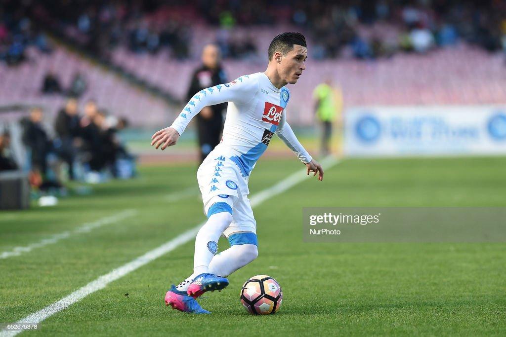 SSC Napoli v FC Crotone - Serie A : News Photo
