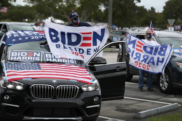 FL: Former President Obama Campaigns For Joe Biden In Miami