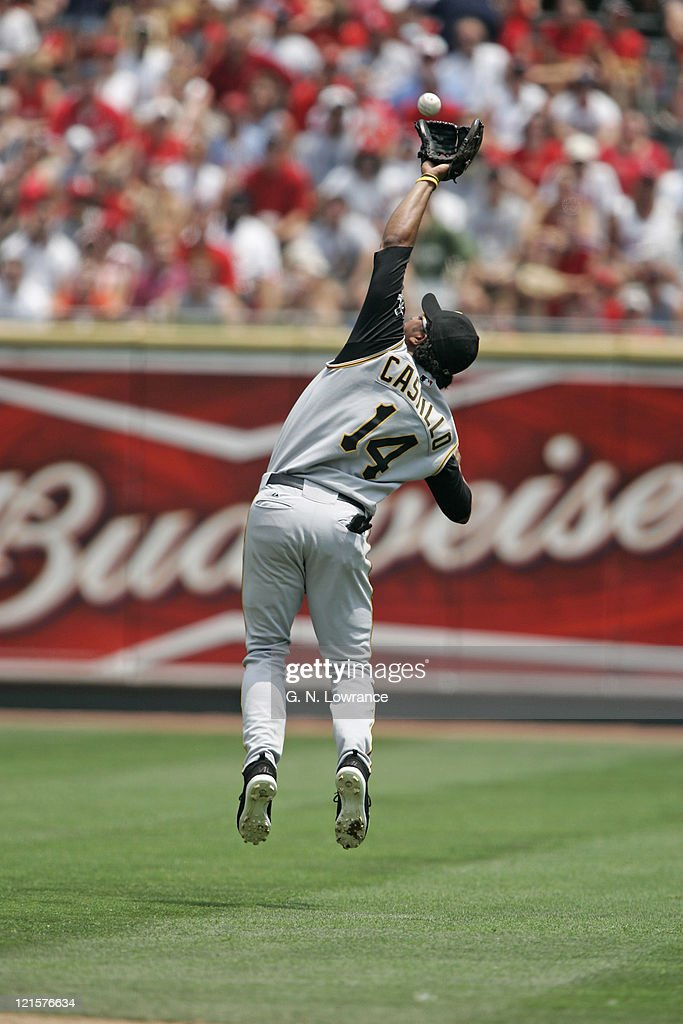 Pittsburgh Pirates vs St. Louis Cardinals - June 26, 2005
