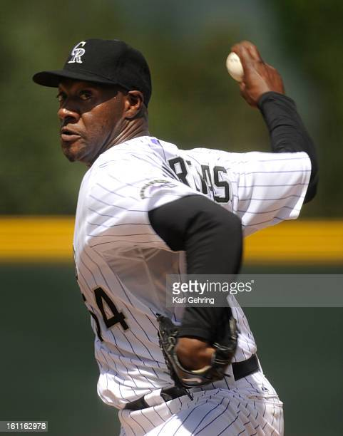 Jose Contreras was the starting pitcher for the Rockies The Colorado Rockies beat the Cincinnati Reds 51 at Coors Field Thursday afternoon September...