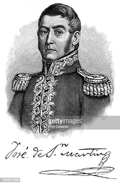 Jose de San Martin 19th century Argentine general and independence leader San Martín was an Argentine general and the foremost leader of the southern...