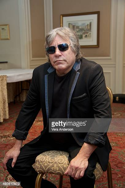 Jose Feliciano attends a roundtable interview at the Waldorf Astoria Hotel on May 19 2014 in New York City