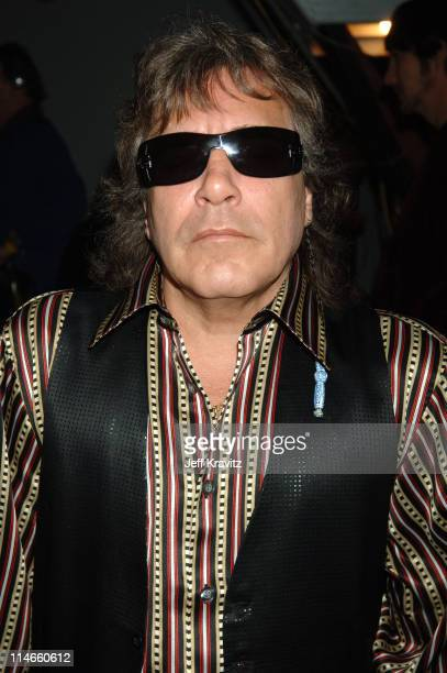 Jose Feliciano during 2006 TV Land Awards Backstage and Audience at Barker Hangar in Santa Monica California United States