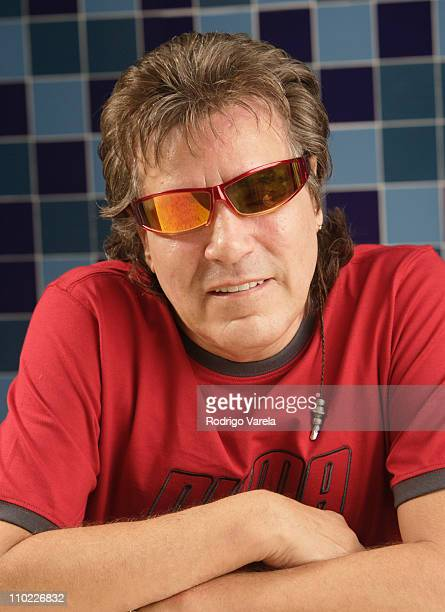 Jose Feliciano during Jose Feliciano Portrait Session at Universal Music Office in Miami Beach Florida United States