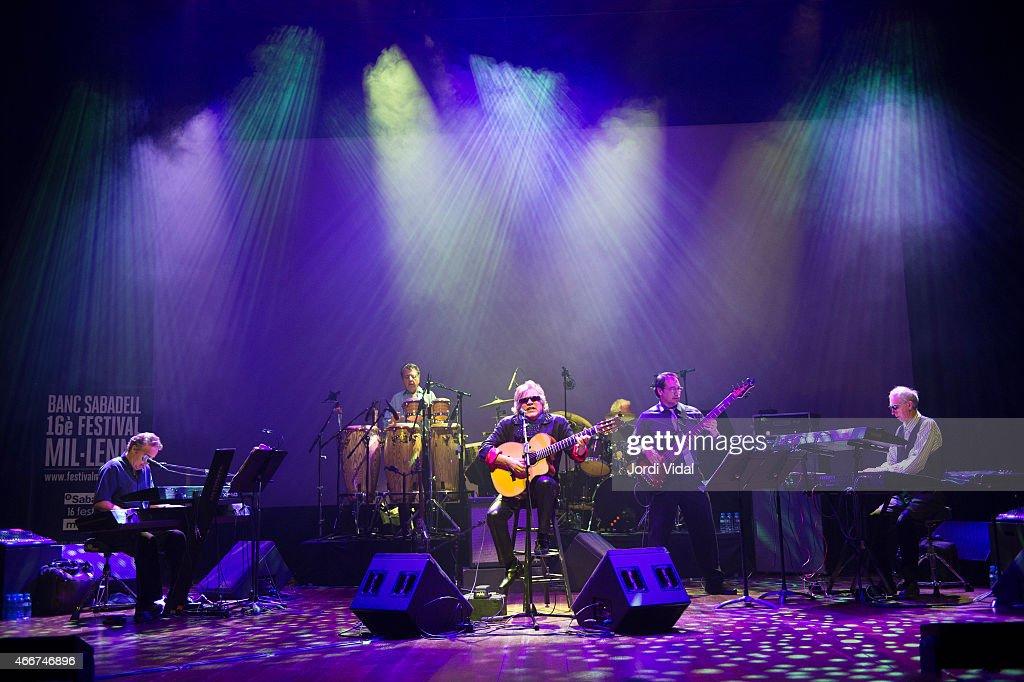 Jose Feliciano Performs In Barcelona : News Photo