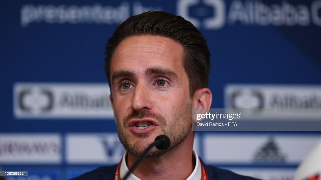 ARE: Team Wellington Training and Press Conference - FIFA Club World Cup UAE 2018