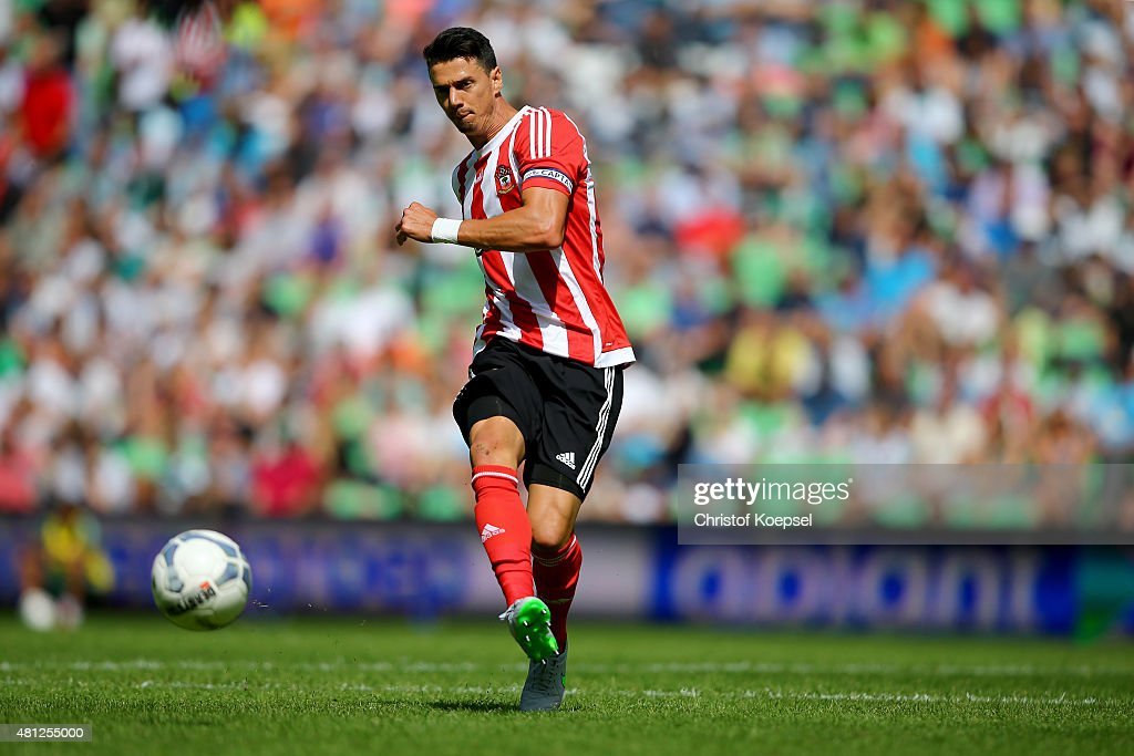 FC Groningen v FC Southampton - Friendly Match : News Photo