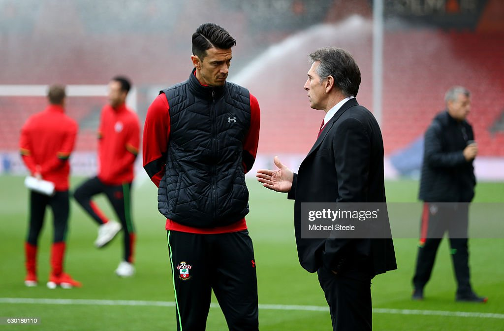AFC Bournemouth v Southampton - Premier League : News Photo