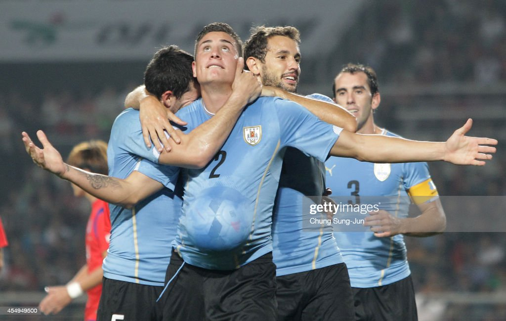 South Korea v Uruguay - International Friendly : News Photo