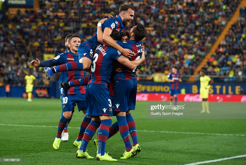 Villarreal CF v Levante UD - La Liga : News Photo