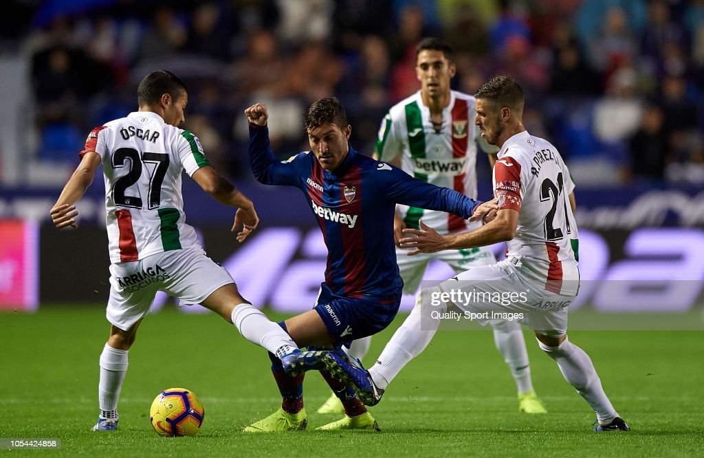 Levante UD v CD Leganes - La Liga : News Photo