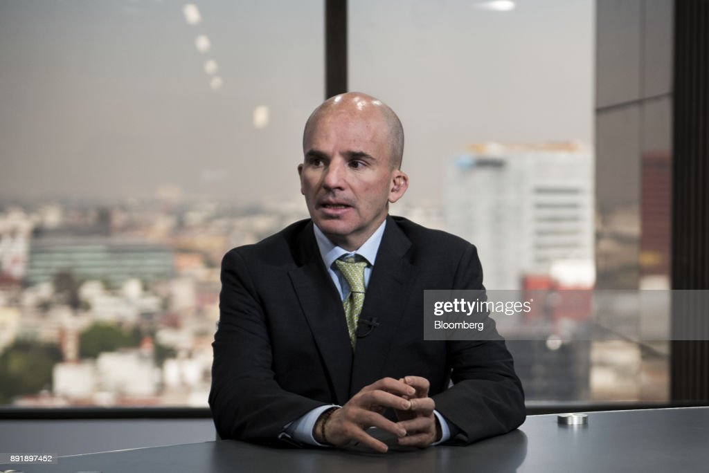 Mexican Finance Minister Jose Gonzalez Anaya Interview