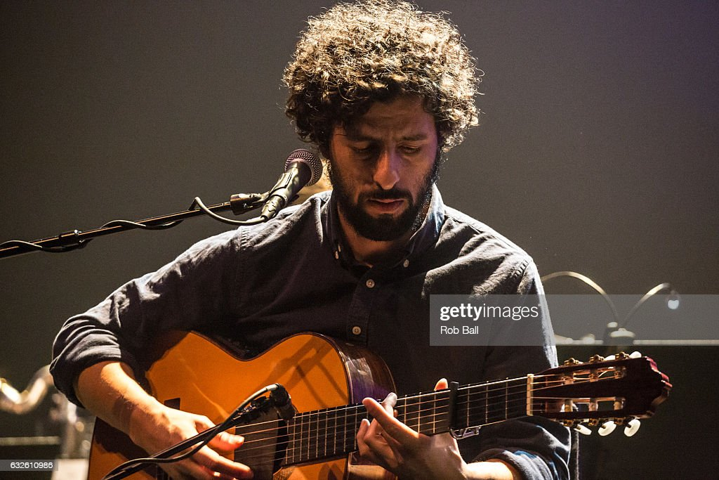 Jose Gonzalez Performs At The Royal Festival Hall : News Photo