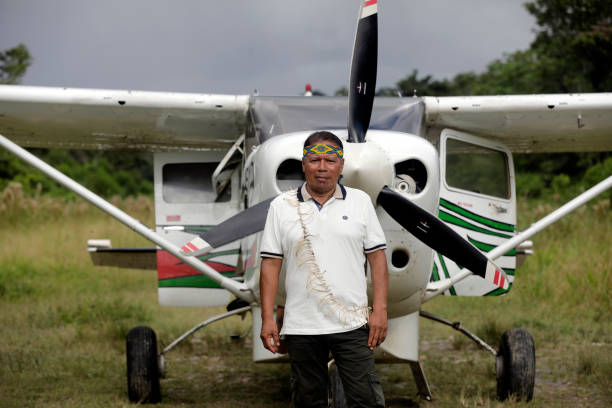 ECU: World's First Indigenous Airline Operates In Ecuador