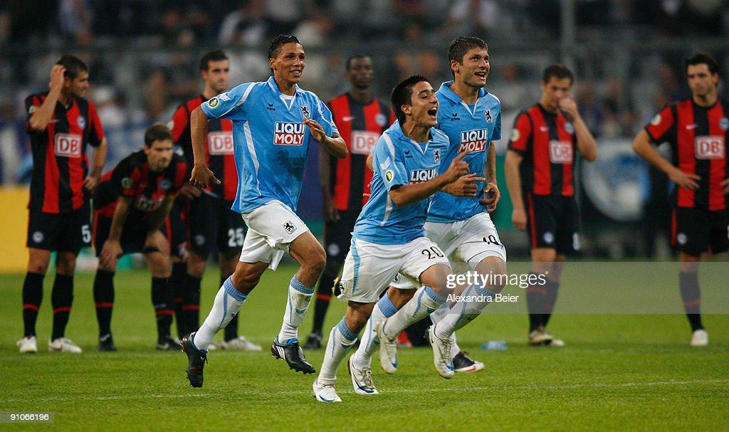 1860 Muenchen v Hertha BSC Berlin - DFB Cup