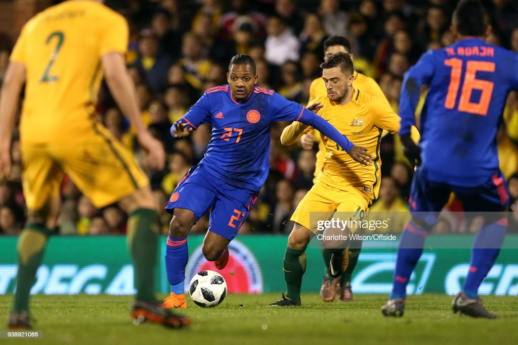 Australia v Colombia - International Friendly