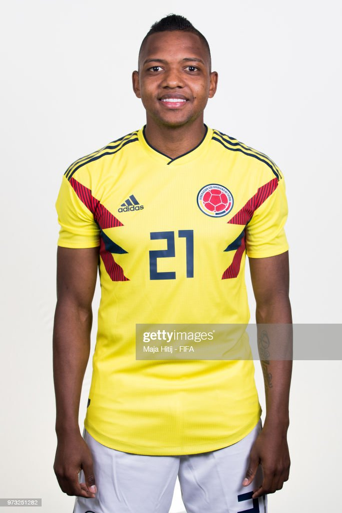 Colombia Portraits - 2018 FIFA World Cup Russia