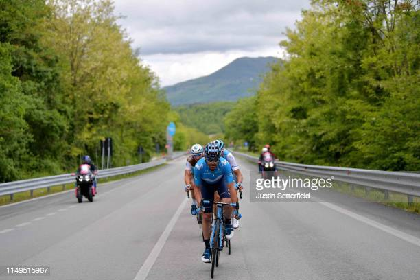 Jose Joaquin Rojas Gil of Spain and Movistar Team / during the 102nd Giro d'Italia 2019, Stage 6 a 238km stage from Cassino to San Giovanni Rotondo...